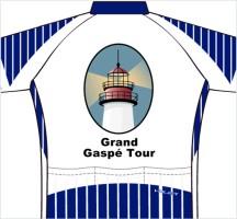 Gaspe Jersey Back