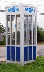 Canadian Phone Booth