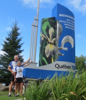 We made it to Quebec!