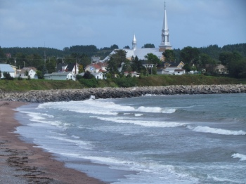 View of Grande-Rivière