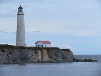 Cap-des-Rosier lighthouse