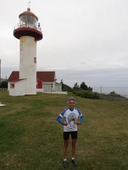 Cap-Madeline lighthouse