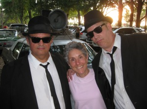 Blues Brothers and Molly
