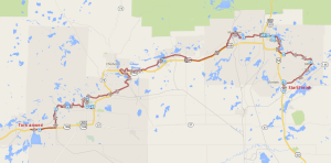 Mesabi Trail Century Ride