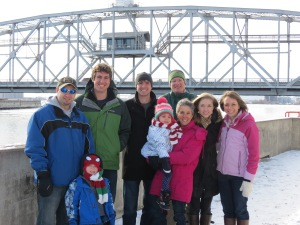 Clue 18 Aerial Lift Bridge