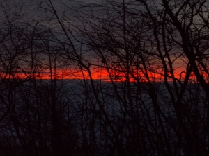 Lake Superior sunrise 1