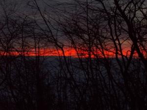 Lake Superior sunrise 1