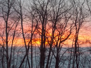 Lake Superior sunrise 2