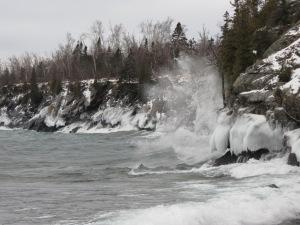 Lake Superior Waves 2