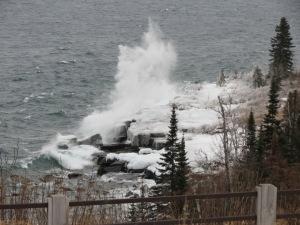 Lake Superior Waves 3