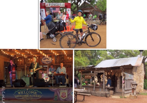 Scenes from Luckenbach