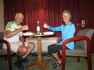 Wine with dinner in Ozark