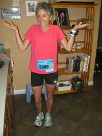 The Minneapolis Marathon that wasn't