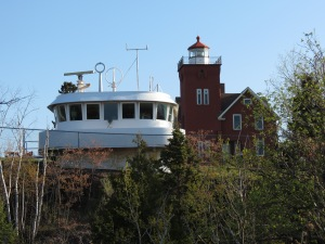 Two Harbors lighthouse B&B