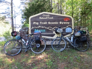 Pig Trail sign