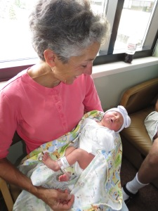 Grammy and Isabel