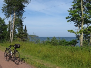 Madeline Island view