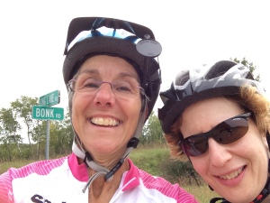 Molly and Myra Century Ride