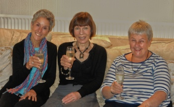 Molly, Mary and Jo after 40 years