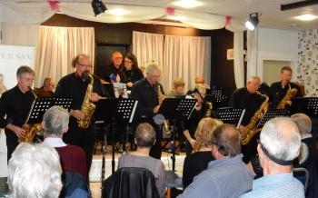 Silver Sax band