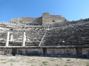Amphitheater at Milletus