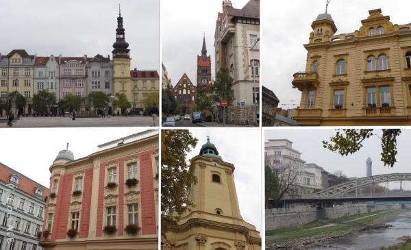 Views of Ostrava