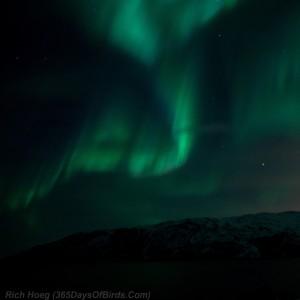 Mountain Fjord Aurora 3