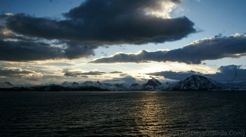 Sunrise over Norway by Rich Hoeg