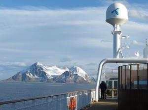 Hurtigruten views