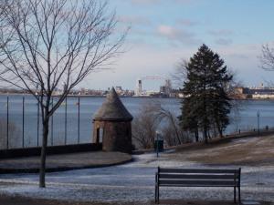 Lakewalk Lief Erikson Park