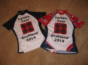 Tartan Tour Jerseys