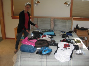 Packing for Tartan Tour