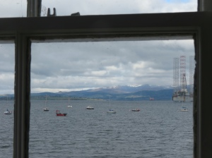 My view in Cromarty