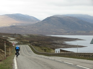 Rich on the A835