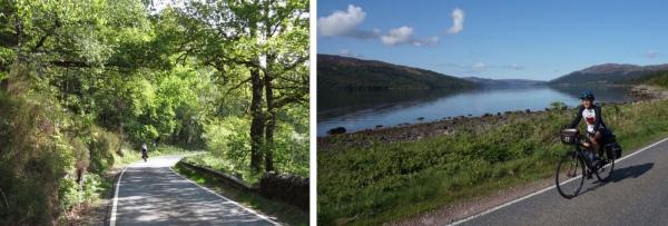 Views near Loch Sunart