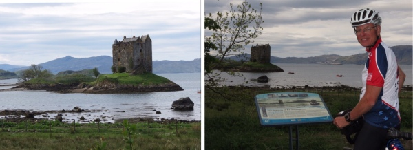 Rich and Castle Stalker