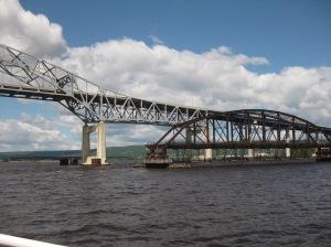 Blatnik and Interstate Bridges