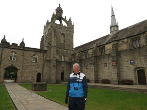 Rich at Kings College Aberdeen