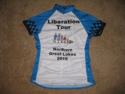 Liberation Tour Jersey