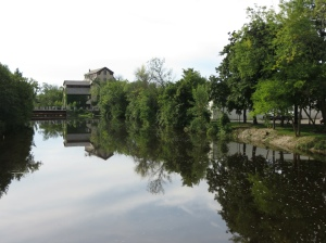 River in Cedarburg