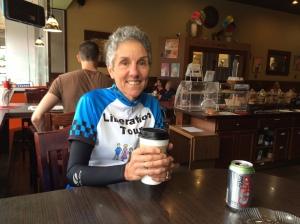 Molly at Manitowoc Coffee