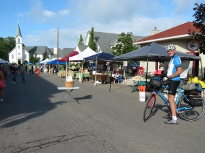 Farmers Market in Harbor Springs
