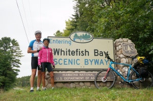 Enjoying Whitefish Scenic Byway