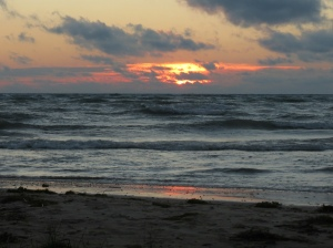 Huron Sunrise