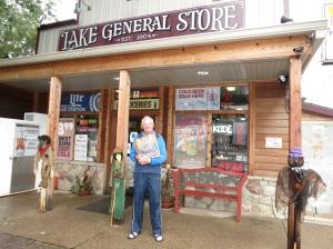 General store in Lake MI