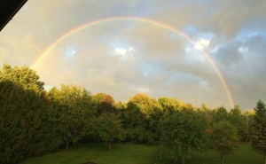 Rainbow in Egg Harbor