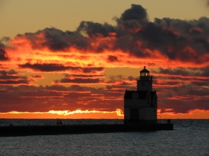 Kewaunee sunrise