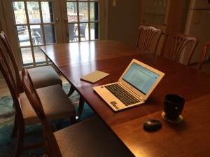 Sinclair Lewis table