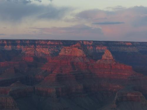Grand Canyon sunset 2