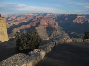 Grand Canyon Rim Trail 1